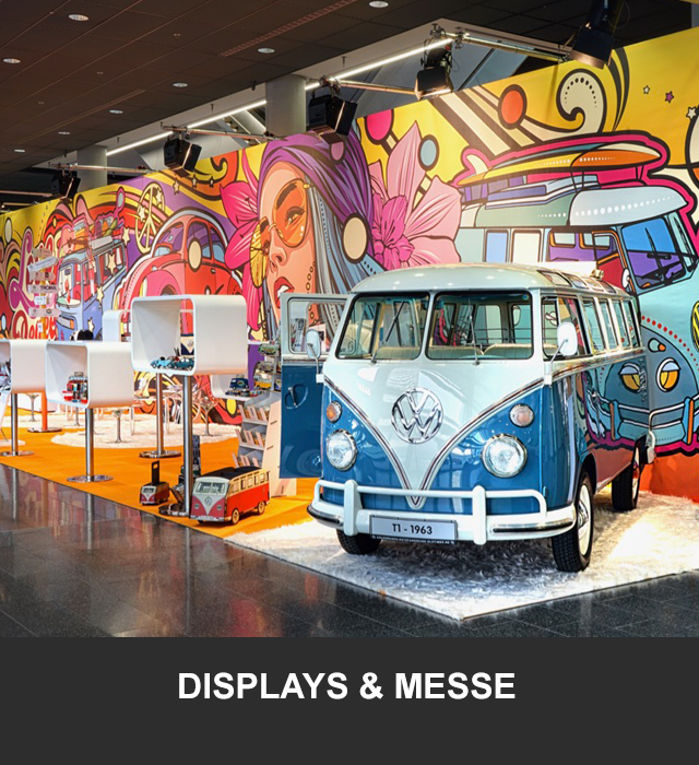 Displays & Messe